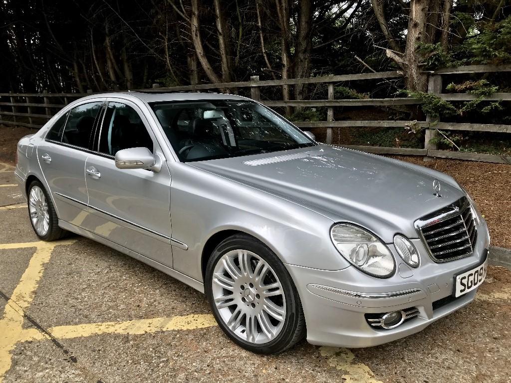 used Mercedes E320 CDI SPORT in essex