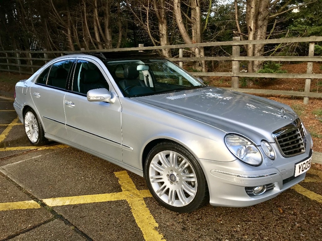 used Mercedes E320 E320 CDI SPORT in essex