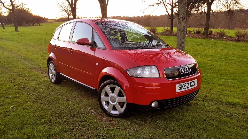 used Audi A2 TDI SE in fife
