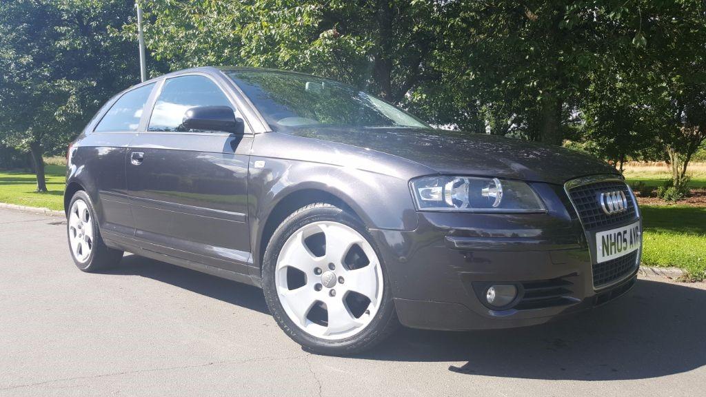 used Audi A3 TDI SPORT in fife