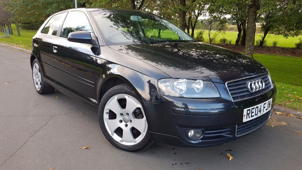 used Audi A3 TDI SPORT in fife