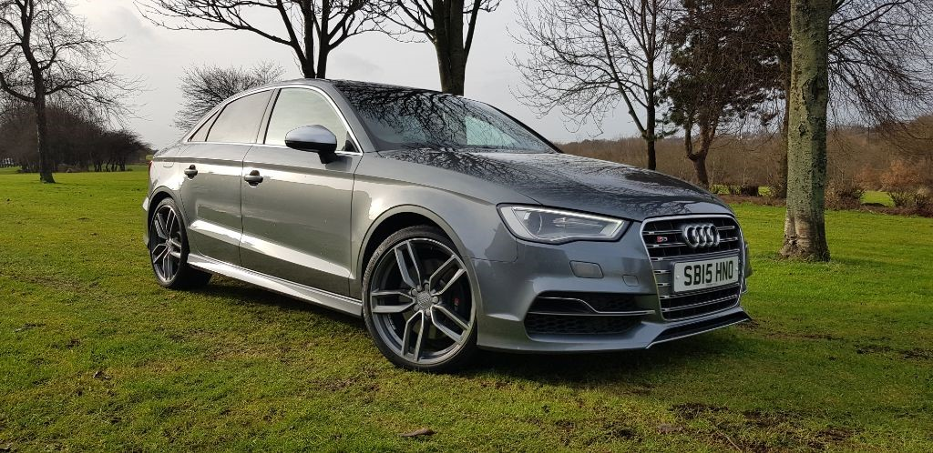 used Audi A3 S3 QUATTRO in fife