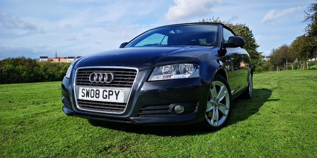 used Audi A3 TFSI SPORT in fife