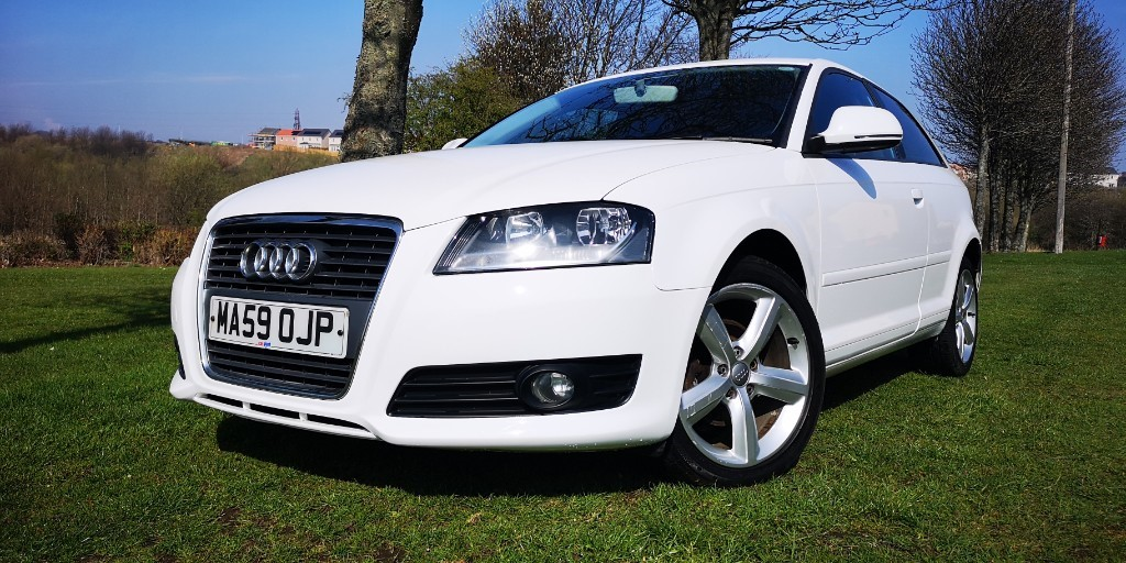 used Audi A3 MPI SE TECHNIK in fife