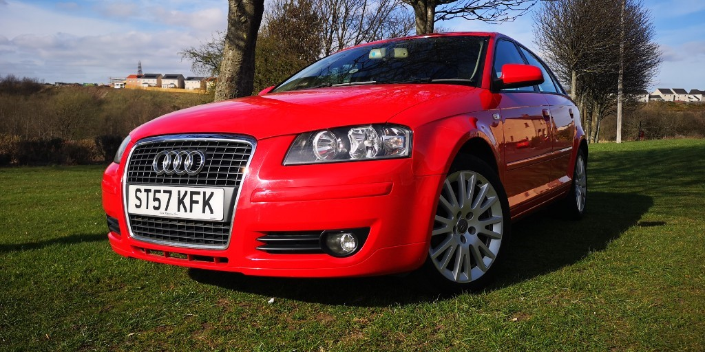 used Audi A3 TDI SE in fife