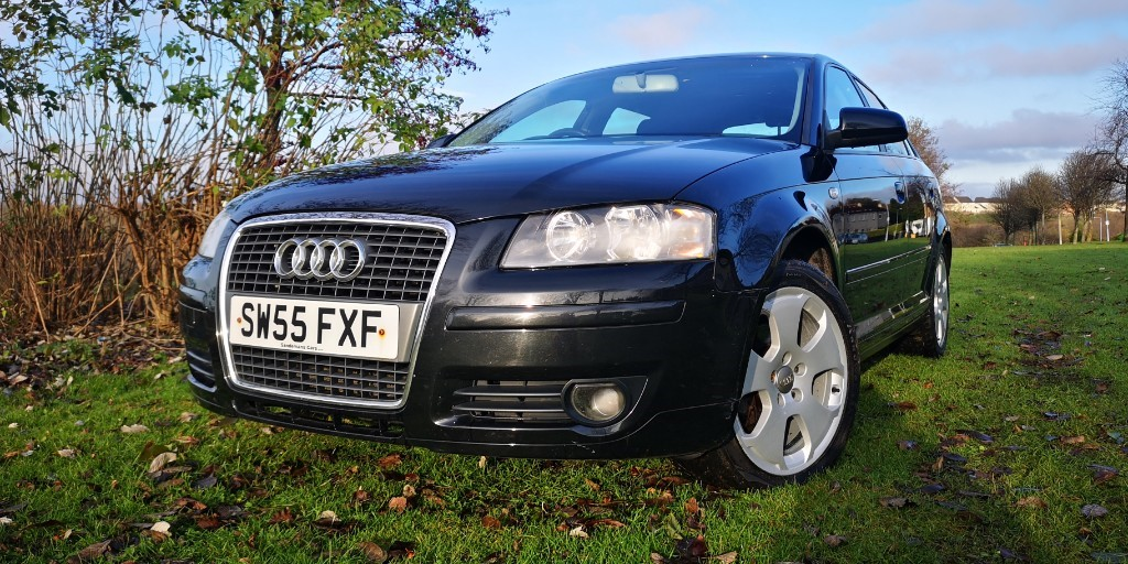 used Audi A3 FSI SPORT in fife
