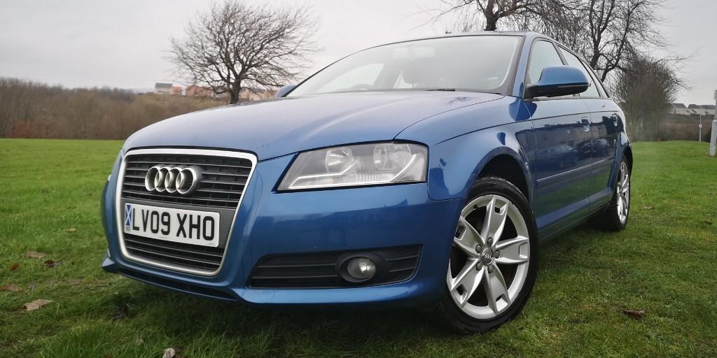 used Audi A3 TDI E SPORT in fife