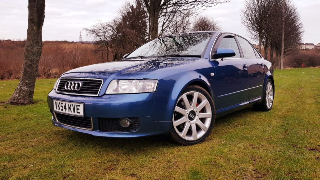 used Audi A4 T SPORT in fife