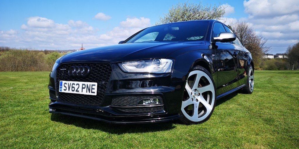 used Audi A4 TDI S LINE in fife
