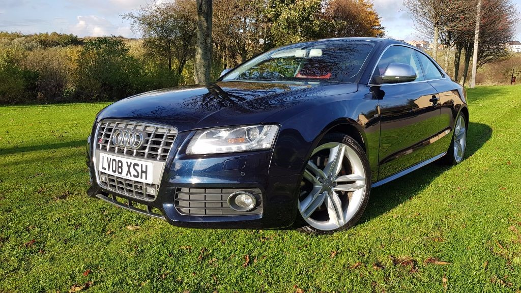 used Audi A5 S5 V8 QUATTRO in fife