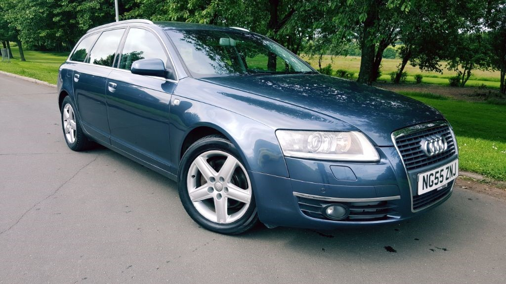 used Audi A6 TDI in fife