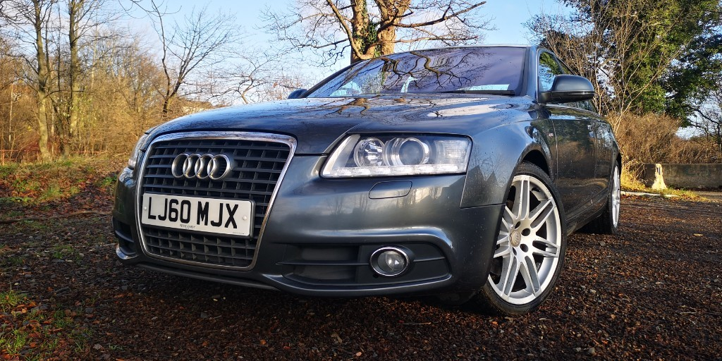 used Audi A6 Saloon TDI S LINE SPECIAL EDITION in fife