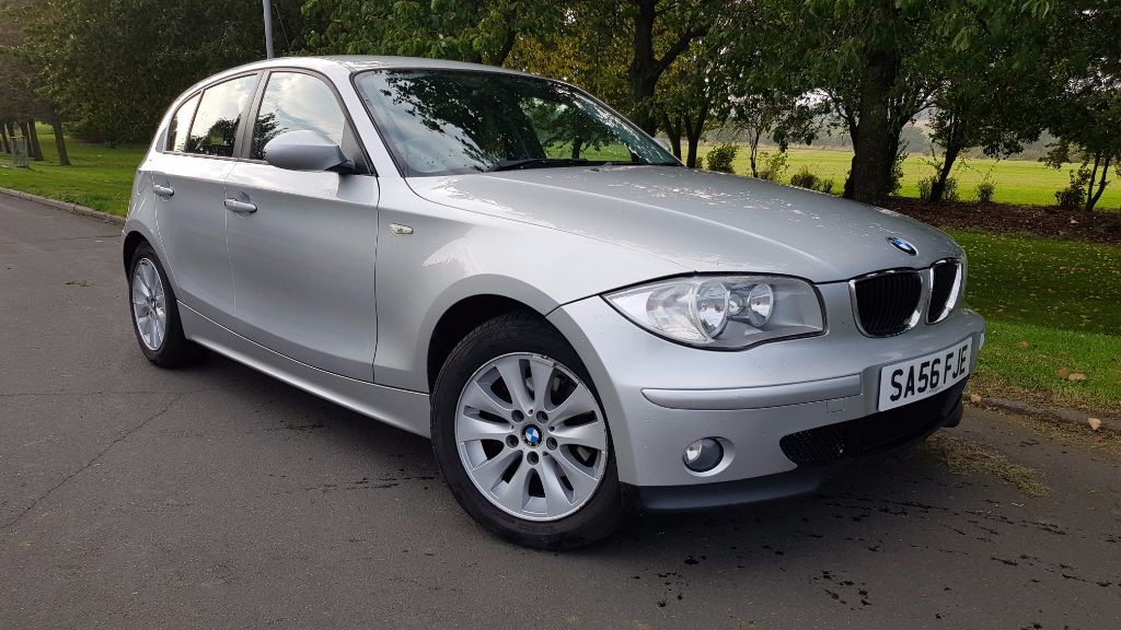 used BMW 116i SE in fife