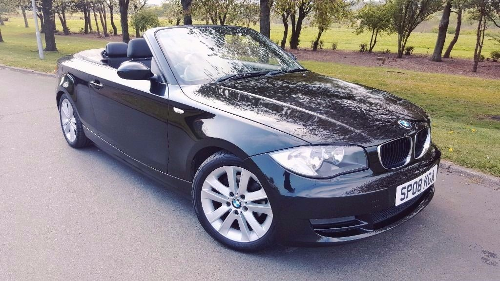 used BMW 120d SE in fife