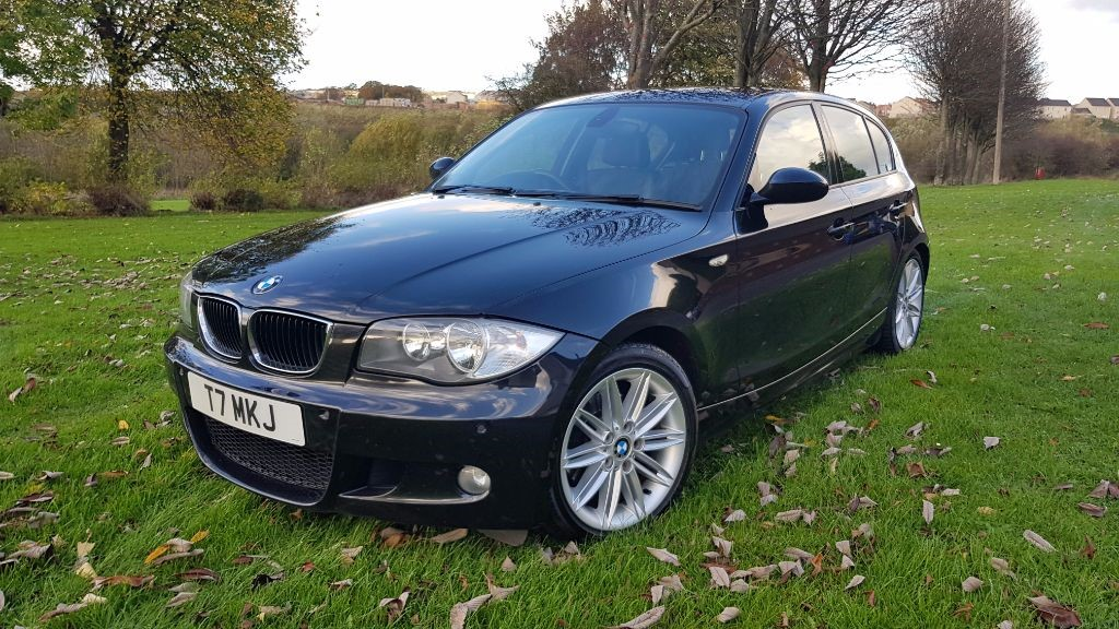 used BMW 120d M Sport in fife