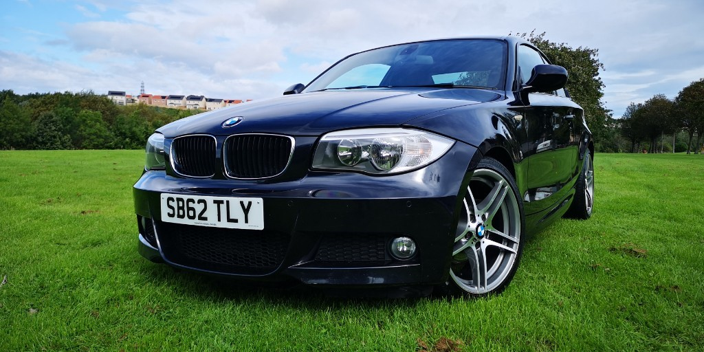 used BMW 118d SPORT PLUS EDITION in fife