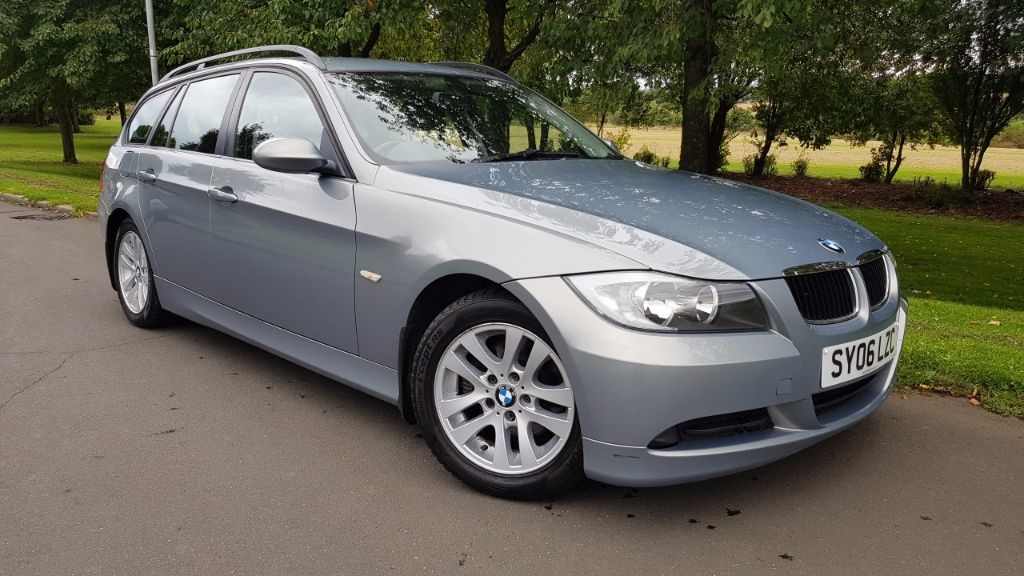 used BMW 320d SE TOURING in fife