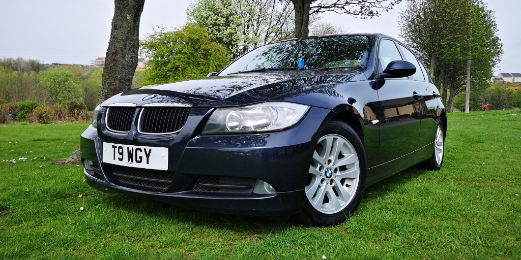 used BMW 320d SE in fife