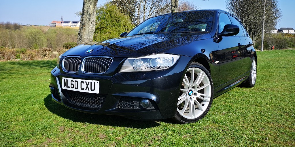 used BMW 325d M SPORT in fife