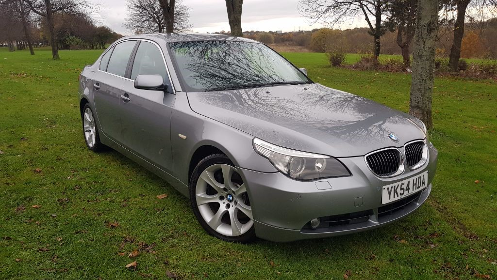 used BMW 545i SE in fife