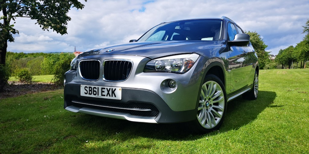 used BMW X1 XDRIVE18D SE in fife