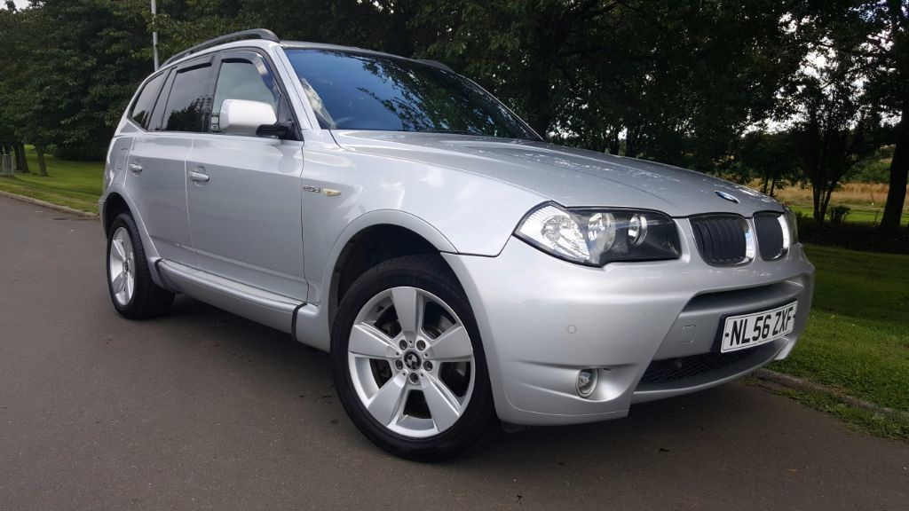 used BMW X3 2.0 D SPORT in fife
