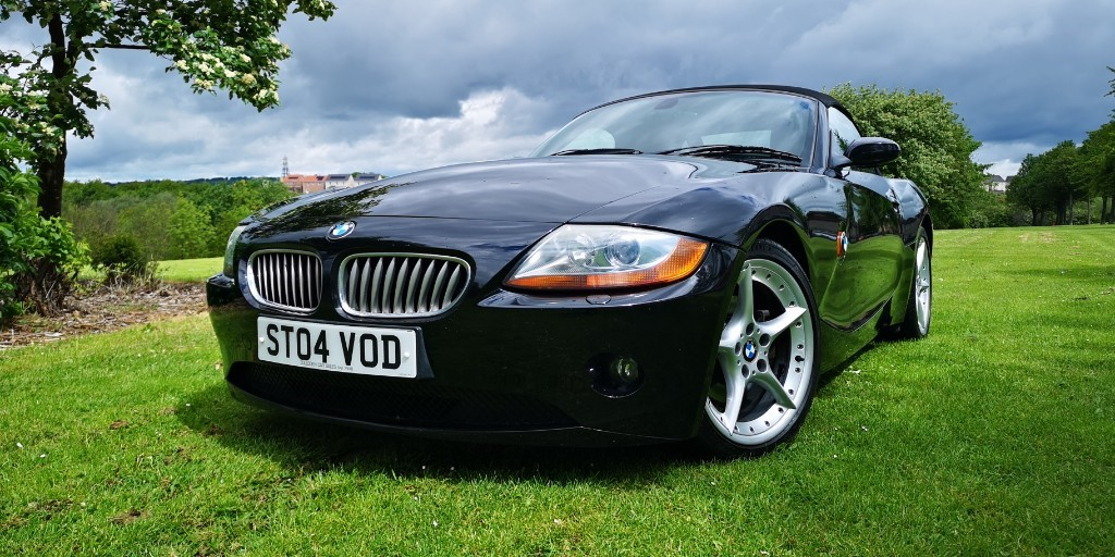 used BMW Z4 SE ROADSTER in fife