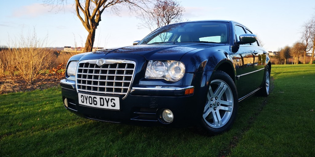 used Chrysler 300C V6 RHD in fife