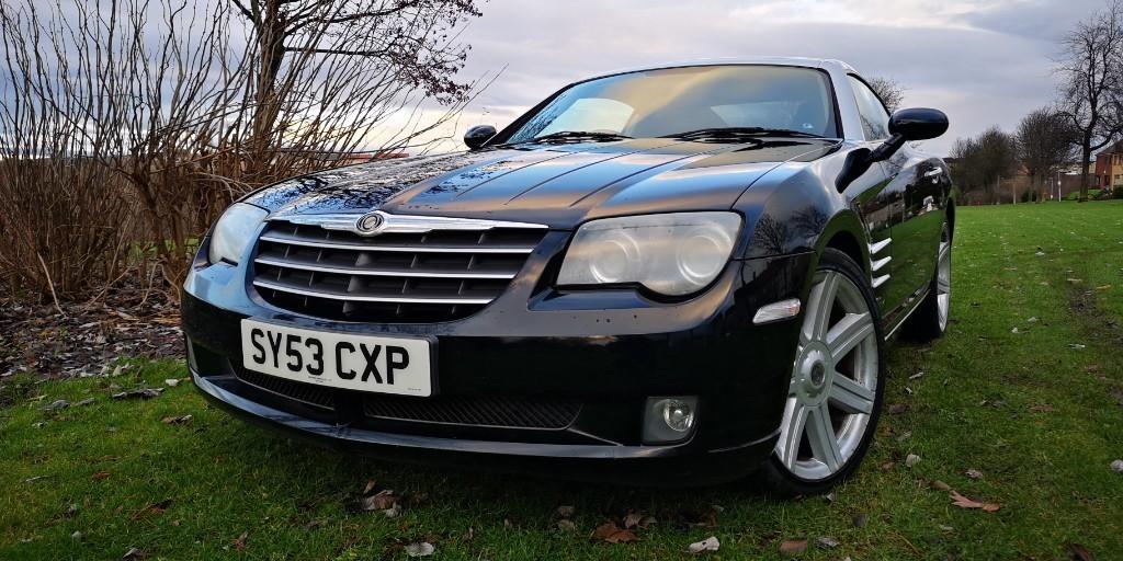 used Chrysler Crossfire V6 in fife