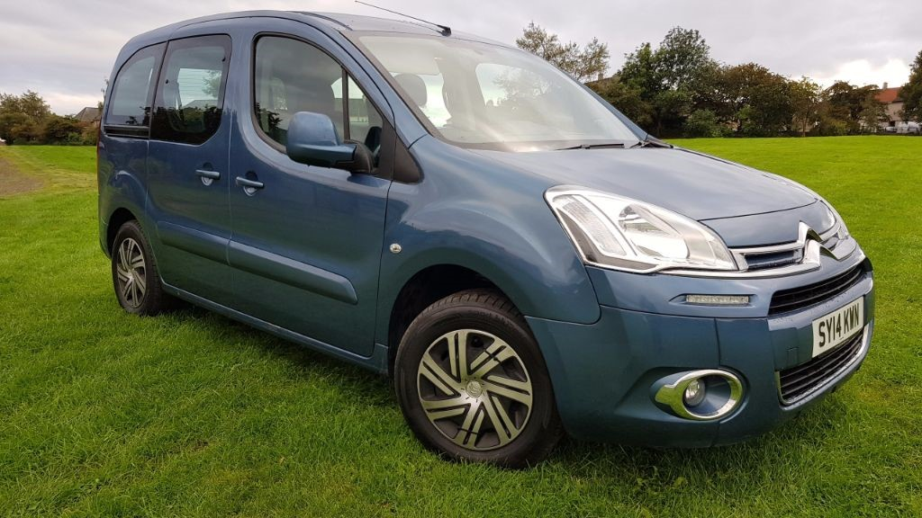 used Citroen Berlingo Multispace E-HDI AIRDREAM VTR EGS in fife