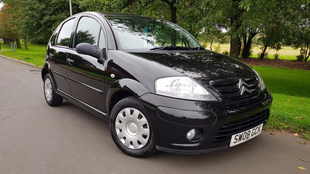 used Citroen C3 RHYTHM HDI in fife