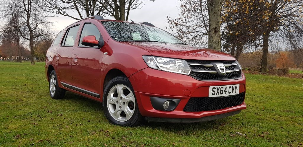 used Dacia Logan MCV LAUREATE DCI in fife