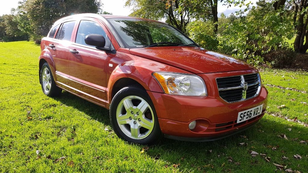 used Dodge Caliber SXT CRD in fife