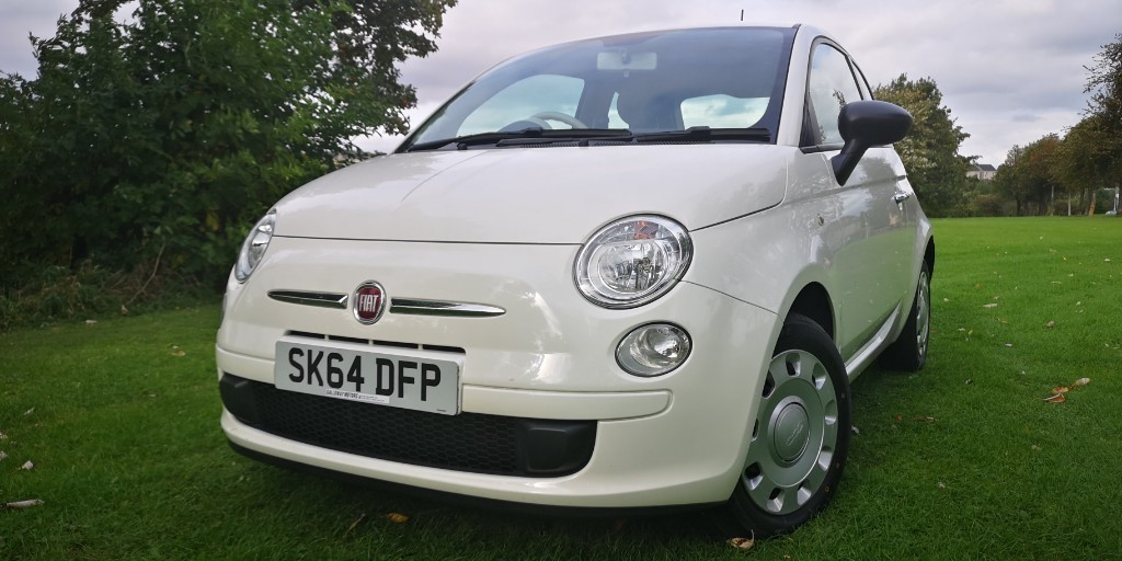 used Fiat 500 POP in fife
