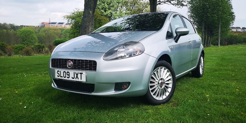 used Fiat Grande Punto GP in fife