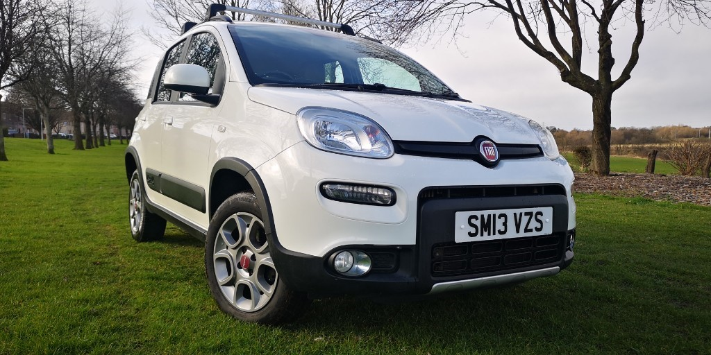 used Fiat Panda MULTIJET in fife