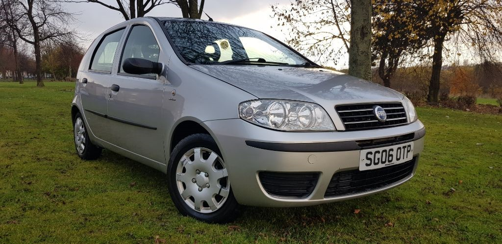 used Fiat Punto 8V ACTIVE in fife