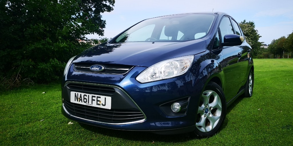 used Ford C-Max ZETEC TDCI in fife