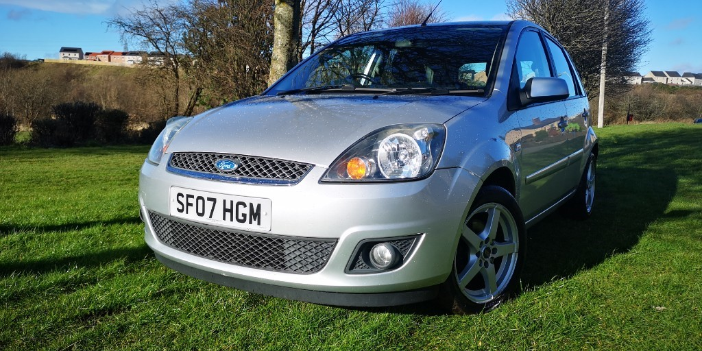 used Ford Fiesta ZETEC CLIMATE TDCI in fife