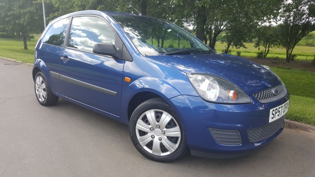 used Ford Fiesta FIESTA STYLE CLIMATE 16V in fife