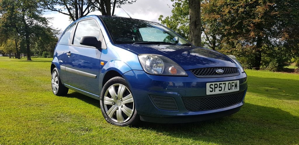 used Ford Fiesta STYLE CLIMATE 16V in fife