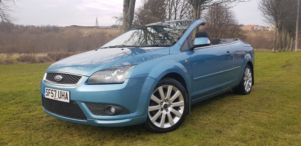 used Ford Focus CC 2 in fife