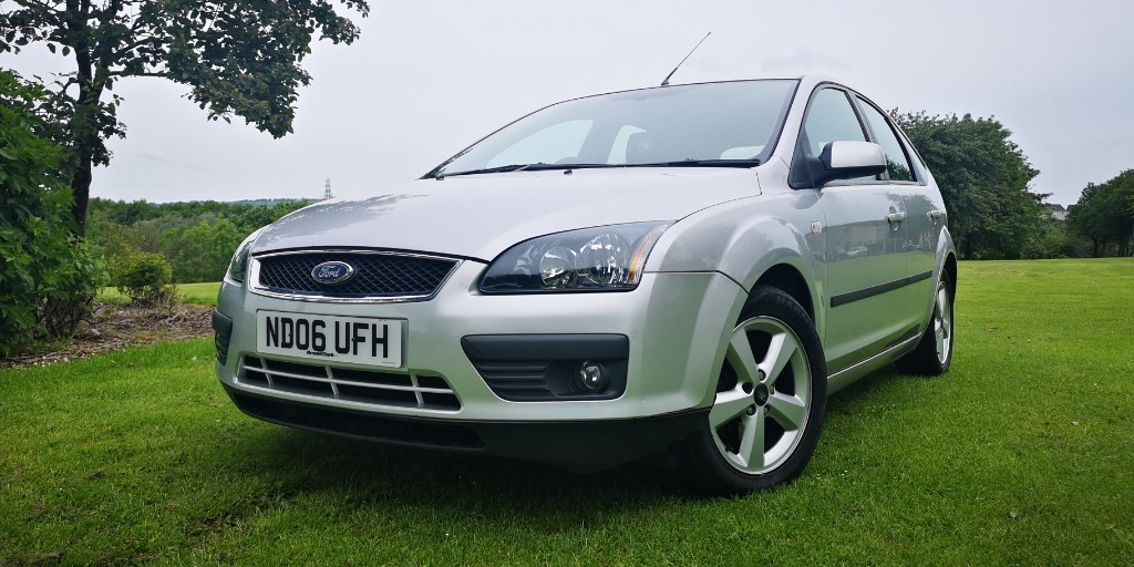 used Ford Focus ZETEC CLIMATE in fife