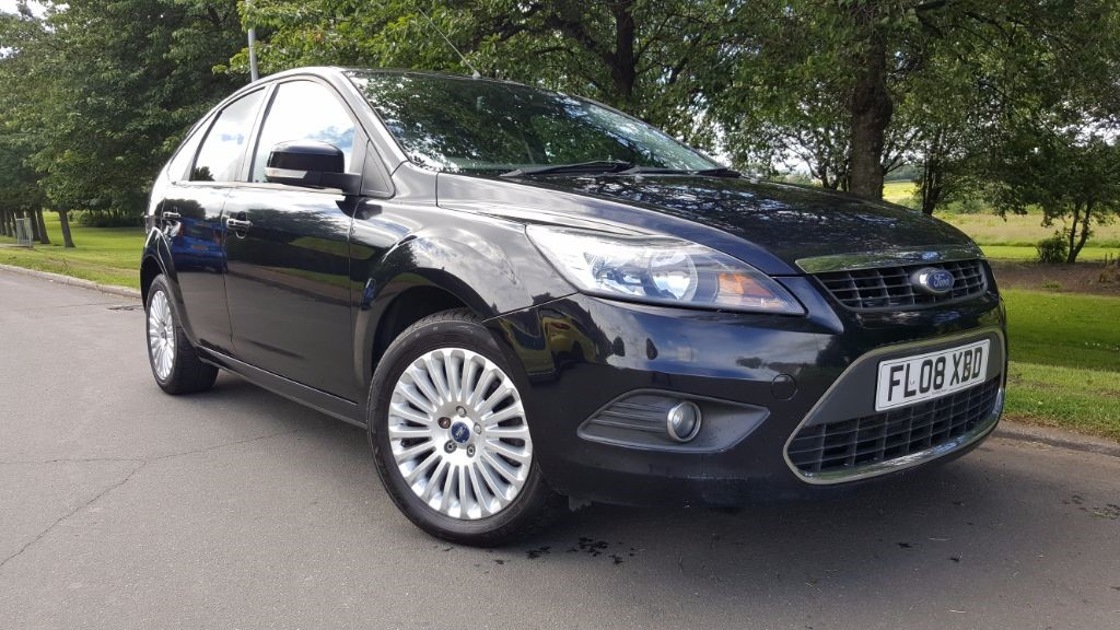 used Ford Focus TITANIUM TDCI in fife