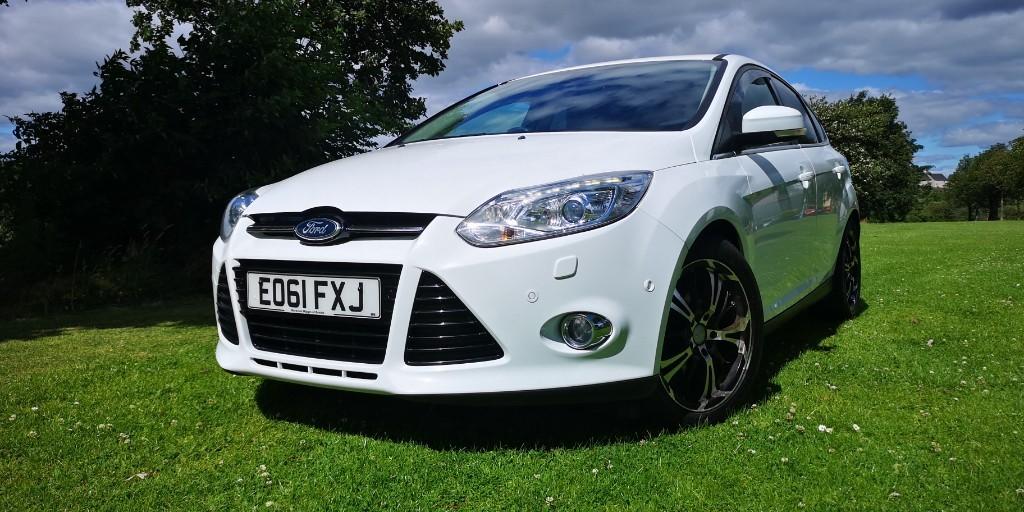 used Ford Focus TITANIUM X TDCI in fife