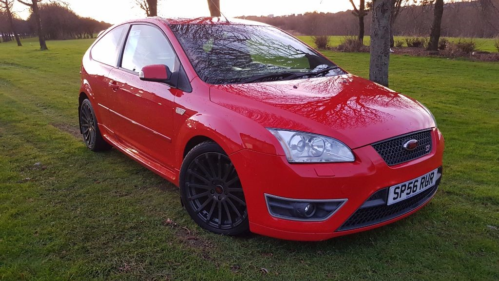 used Ford Focus ST-3 in fife