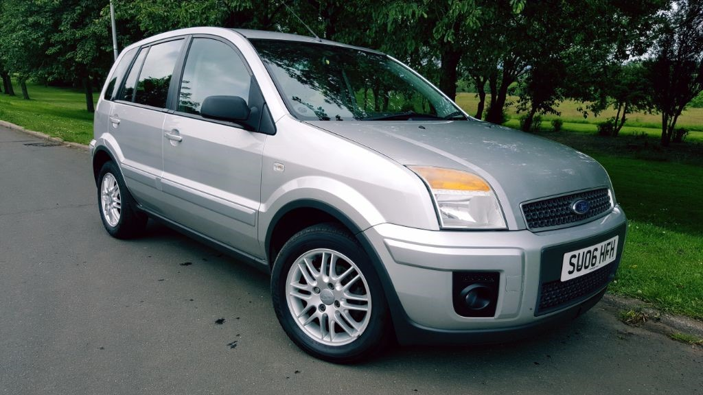 used Ford Fusion ZETEC CLIMATE in fife