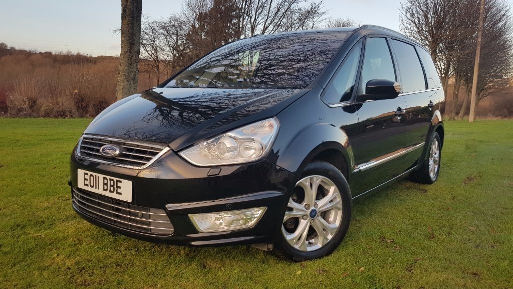 used Ford Galaxy TITANIUM X TDCI in fife