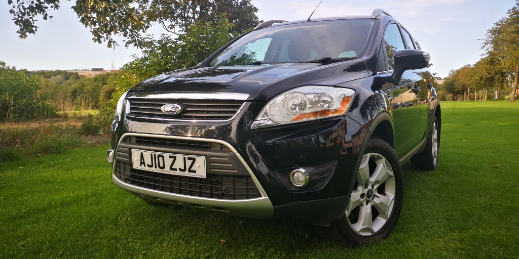 used Ford Kuga ZETEC TDCI in fife