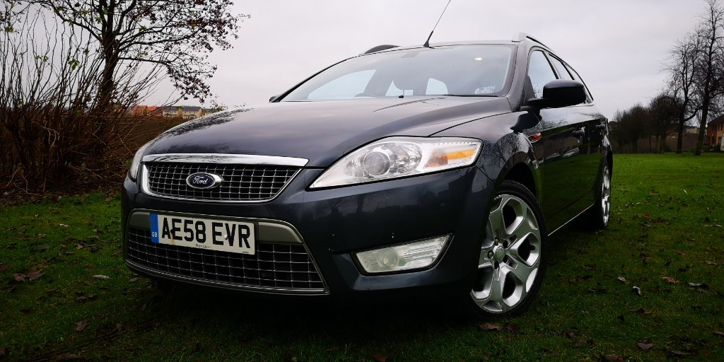 used Ford Mondeo TITANIUM X TDCI 140 in fife